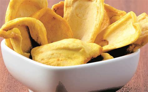 resep keripik nangka  sehat  rendah kalori