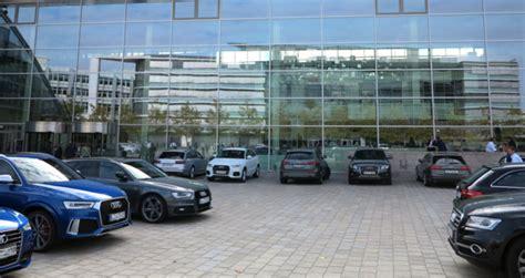 Autohaus Audi Ingolstadt marktrestaurant mit buffet im audi forum ingolstadt