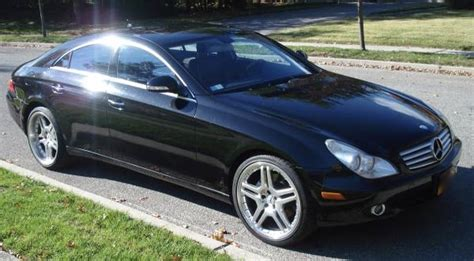 2007 Mercedes Cls550 by 2007 Mercedes Cls550 Low Interior Mbworld