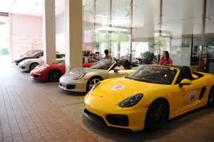 Porsche The Collection The Collection Porsche And Martini Media Host The