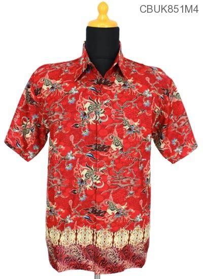 Baju Batik Keris baju batik keris kemeja katun kemeja lengan pendek murah batikunik
