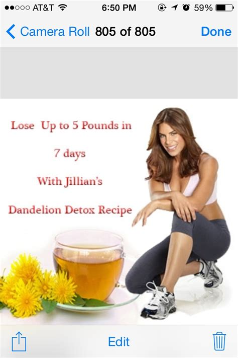 10 Pounds In 7 Days Detox by Jillian Michael S Detox Water Lose 5 Pounds In 7 Days