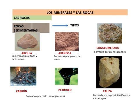 diferentes tipos de formato os minerais e as rochas xeosfera pinterest tipos de
