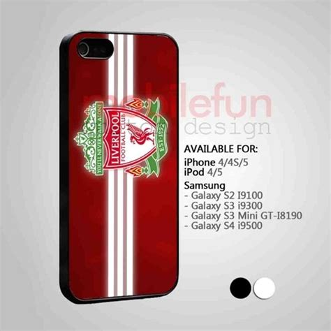 Liverpool Fc Logo Z3071 Casing Iphone 7 Custom Cover liverpool fc logo football club iphone 5