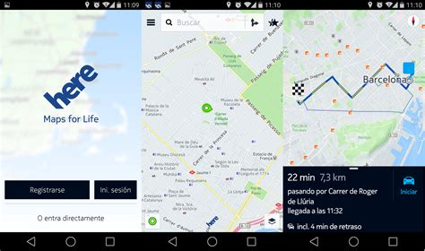 nokia here maps apk file leaked works on non samsung devices - Here Maps Android