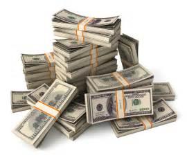 Big pile of money stack of american dollars stock photo amp stock