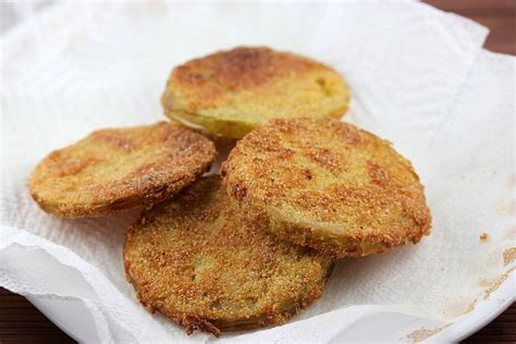 easy fried green tomatoes recipe dishmaps