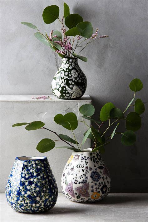 Anthropologie Vase by Ceramic Vases From Anthropologie Decoist