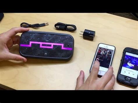 Bluetooth Deck by Awesome 45 Bluetooth Speaker Motorola Sol Republic Deck