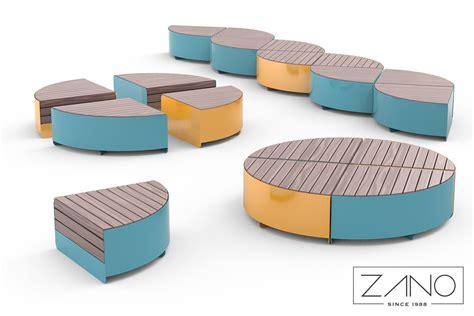modular bench new modular bench zano street furniture