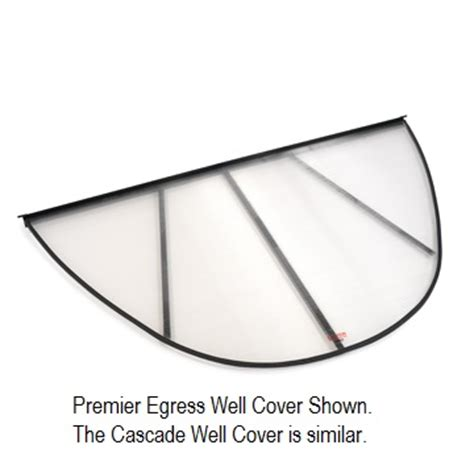 rockwell window well covers rockwell window well cover for the cascade non egress well