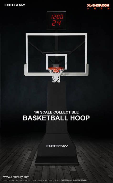 Kaos Basket Original Enterbay enterbay original 1002 original basketball hoop