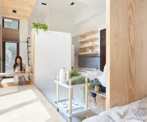 Small Home Interiors an incredibly compact house under 40 square meters that uses natural