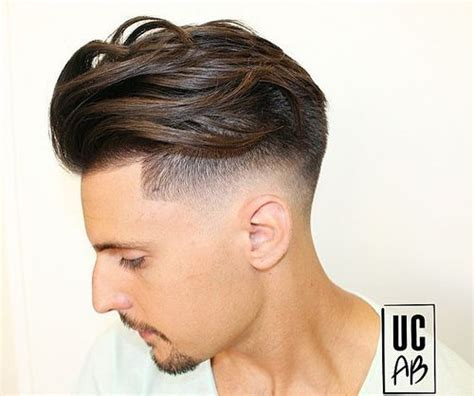 longer on top shorter on sides womens hair cut 40 superb comb over hairstyles for men