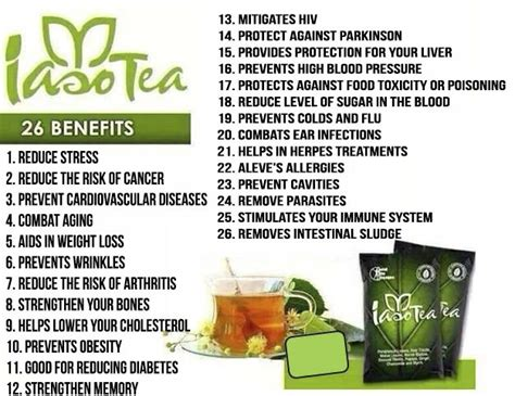 Benefits Of Detoxing by Discover The Benefits Of Iaso Tea And Enjoy Email