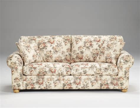 Floral Sofas by Furniture Remarkable Floral Pattern Fabric Traditional