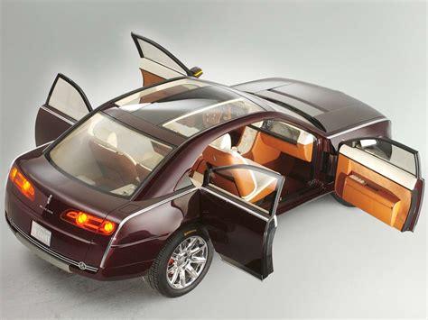 lincoln supercar 2003 lincoln navicross concept lincoln supercars net
