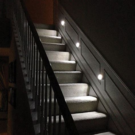 battery operated stair lights mr beams mb530 wireless battery operated indoor outdoor