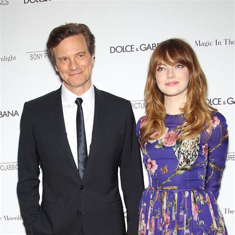 film emma stone colin firth magic in the moonlight duo colin firth and emma stone on