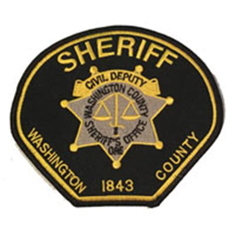 Washington County Sheriff S Office by Front Line Club