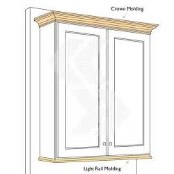cabinet lighting trim molding for kitchen cabinets tops crown molding top vs