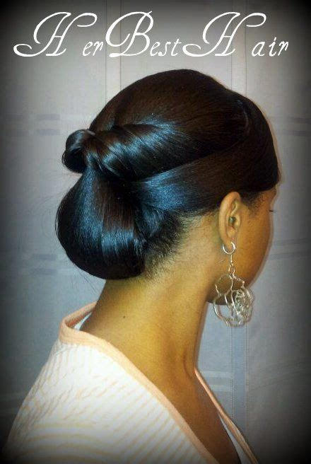 cute african american hairstyles with a bump 381 best african american wedding hair images on pinterest