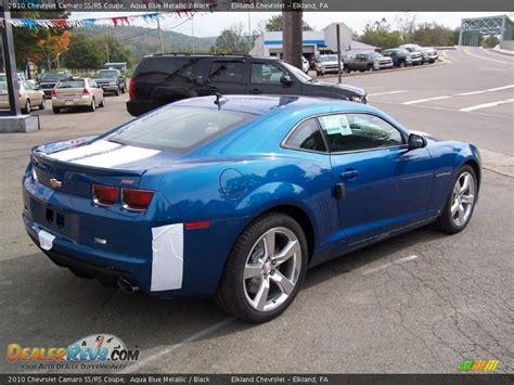 aqua camaro aqua blue 2010 camaro ss autos post