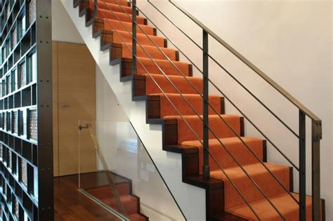 Townhouse Stairs Design Greenwich Townhouse Contemporary Staircase New York By Axis Mundi