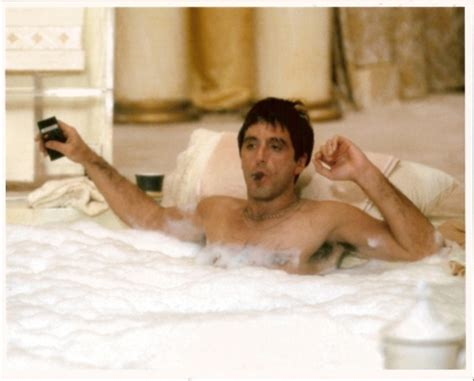 scarface bathroom scene the craziest athlete you ve never met