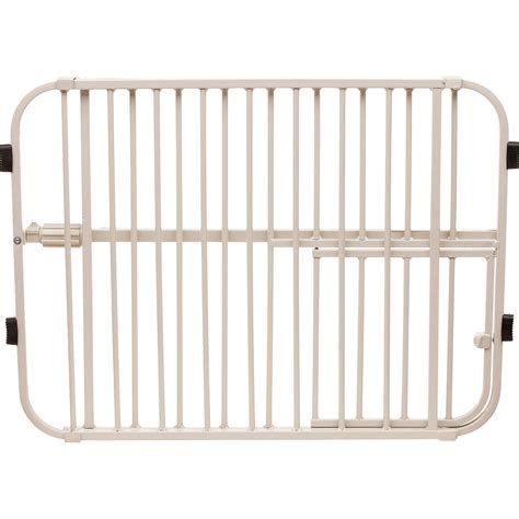 expandable gate carlson pet products lil tuffy expandable gate with small