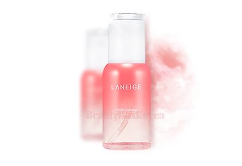 Laneige Fresh Calming Toner 50ml box korea laneige fresh calming serum 80ml best