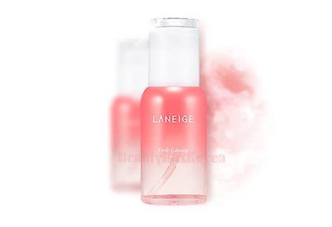 Harga Laneige Fresh Calming Serum box korea laneige fresh calming serum 80ml best