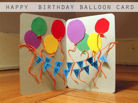 how to make great birthday cards diy birthday cards top 10 ideas that are easy to make
