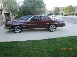 1975 Pontiac Grand Prix For Sale Purchase Used 1975 Pontiac Grand Prix Lj 400 V 8 Turbo