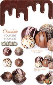 candies and chocolate sweets images design cards