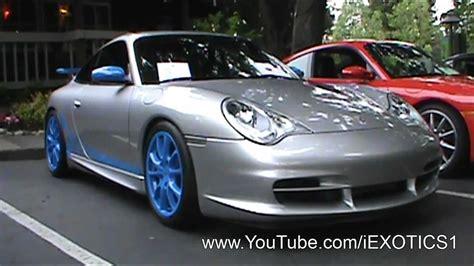 porsche 996 silver silver porsche 996 gt3