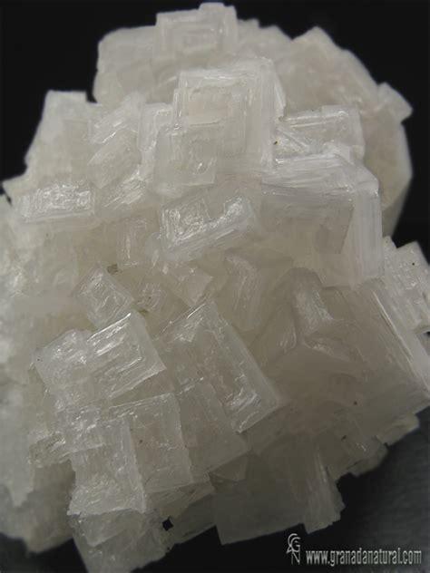 propiedades de la piedra de sal granada sal gema 243 halita