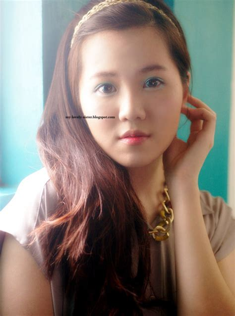 My Lovely Sister  E  A A Blog With Love Ulzzang  Ee  Korean Ee   Inspired  Ee  Makeup Ee   Tutorial