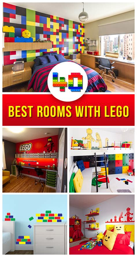 best lego 40 best lego room designs for 2019