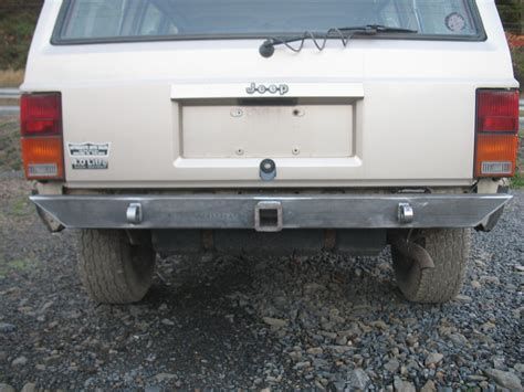 jeep xj bumper affordable front and rear bumper set jeep cherokee xj 84