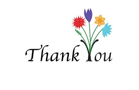 Thank You Flowers by Quot Thank You Quot Flowers Card Sylvia Loveridge