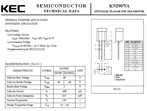 Mpsa42 Philips Nos 小信號 電晶體 dip