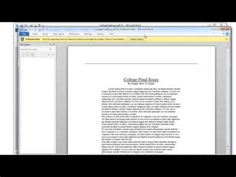 convert pdf to word free no sign up how to convert pdf to word document free no software