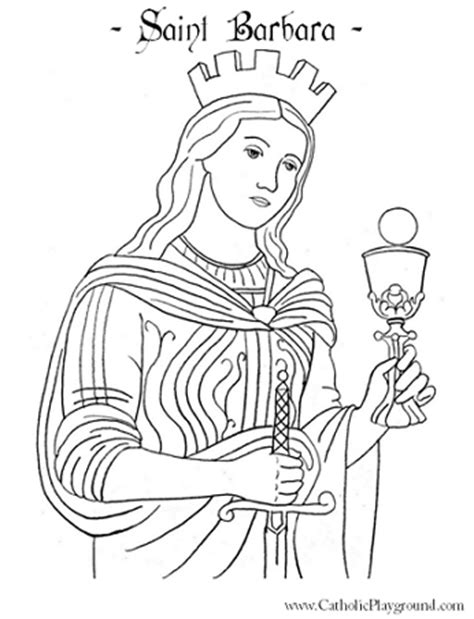 Saints Coloring Pages Catholic Playground Coloring Pages Of Saints