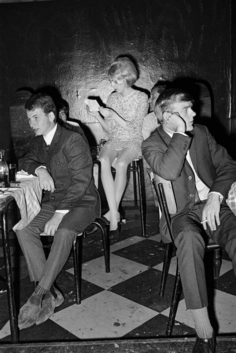 Kaos Rock Bangkok Billy Shop sixties nightclub style sixties fashion
