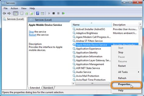 apple mobile device support installer apple mobile device service failed to start how to fix