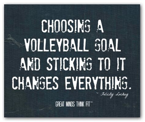 Beach Volleyball Posters with Quotes