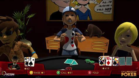 poker full house full house poker обзор новой игры для xbox live новинки