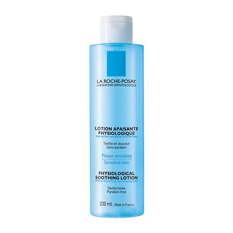 Lotion Lla la roche posay physiological soothing toner 200ml feelunique