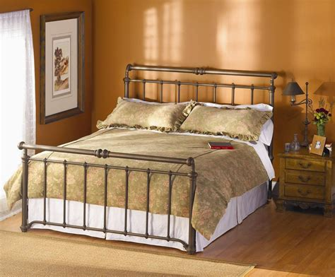 sheffield bedroom furniture wesley allen iron beds sheffield iron sleigh bed